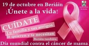 Beriain contra cancer mama