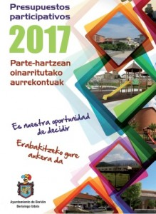 Presupuestos participativos 2017