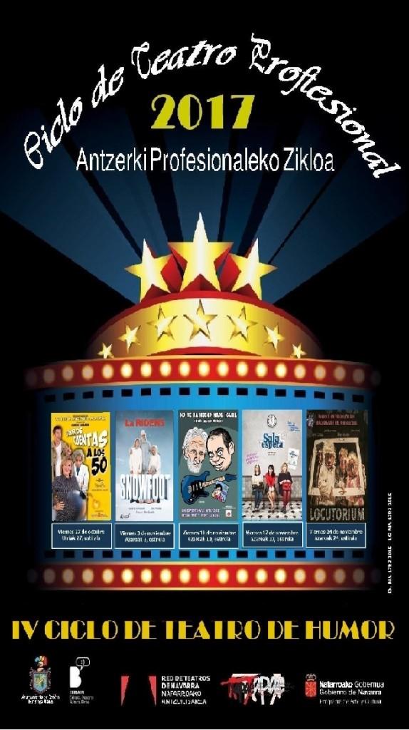 Teatro humor 2017